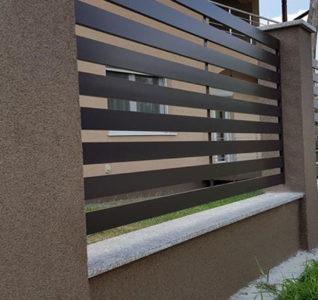 Aluminijumske panelne ograde i kapije svih namena – ALDOX Kragujevac – Fizičko lice