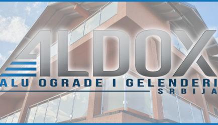 Alu ograde i Alu gelenderi ALDOX –  Izrada i montaža aluminijumskih ograda – Zvezdara